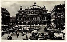 Paris Frankreich France AK 1941 Place de l´Opéra Opernplatz Oper Schauspielhaus