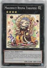 YU-GI-OH! AP06-IT022 MAGIDOLCE REGINA TIRAMISÙ COMUNE THE REAL_DEAL SHOP