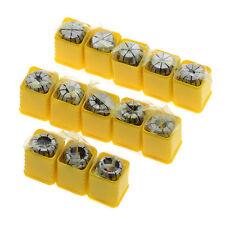 13pcs 1-13mm ER20 Spring Collet Set CNC Workholding Engraving&Milling Lathe HYSG