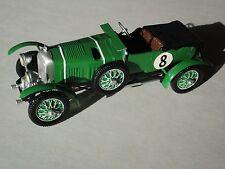 voiture miniature 1/32 Airfix Bentley kit monté année 60