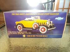 Franklin Mint Precision Scale Models 1:24 1932 Chevy Confederate Roadster Car