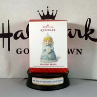 2014 Hallmark Heavenly Belles Christmas Tree Ornament New