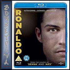 RONALDO -  Anthony Wonke  *BRAND NEW BLU-RAY**