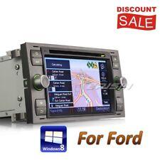 DAB+Ford Autoradio DVD FIESTA FOCUS S C MAX KUGA TRANSIT Bluetooth GPS DTV 7166I