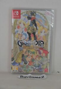 NEW Switch Grandia HD Collection 1 + 2 (HK, ENGLISH/ Chinese/ Japanese)