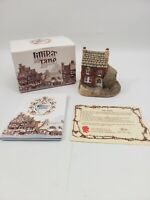 Lilliput Lane Holly Cottage Welsh Figurine Collection w/ Box - Vintage