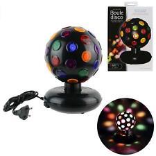 Lampe d'Ambiance Disco -15,2 cm - Boule Tournante Pour Soirées en Lumière