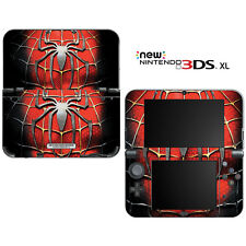 Spiderman for New Nintendo 3DS XL Skin Decal Cover