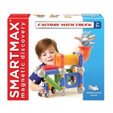 SmartMax SMX 405 Set Truck Factory Riesenmagnet Magnetspiel Baukasten