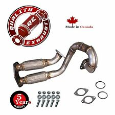 2003-2005 MAZDA 6  3.0L  DIRECT FIT FRONT FLEX Y PIPE