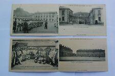 Lot 2 CPA 43 - Carte-lettre militaire - 86e RI Le Puy - WW1 14-18