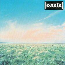 "Oasis ""Whatever"" Japan CD No OBI"