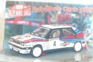 1/43 Lancia Delta Integrale 8V Martini  Winner Rally Monte Carlo 1989 M.Biasion
