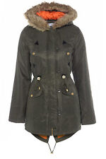 Unbranded Fur Outdoor Coats & Jackets for Women