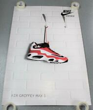 HUGE Nike Sportswear Air Griffey Max 1 Store Display Plastic Poster Sign 36 x 56