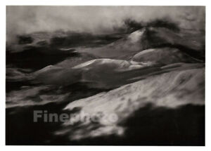 1949 Original ANSEL ADAMS Maui Hawaii Haleakala Crater Landscape Photo Art 11X14
