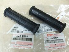 2 NEW OEM SUZUKI GRIPS FOR THE KAWASAKI KFX50 KFX 50 ATV KSF 2003 2004 2005 2006