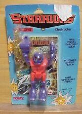 Starriors: Wastors: Destructors: Slice MOSC Toy