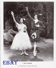 Carla Fracci Rudolph Nureyev VINTAGE Photo I Am A Dancer