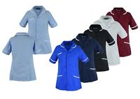 Nurses Healthcare Tunic Hospitality Maid Carers Therapist Dentist Uniform