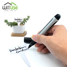 Permanent Marker Pen Water-resistant Writing For Gardening Glass Leather CD 67C
