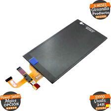 Tactil Digitalizador LCD Sony Xperia P LT22i Negro Original Usado