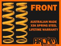 """TOYOTA HILUX 4WD GUN126R 7/2015-ON FRONT 50mm """"RAISED"""" COIL SPRINGS"""