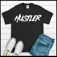 Hustler T Shirt Pool Billiards Pimp