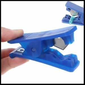 "Hose Cutter for Air Line Nylon PVC PU Plastic Rubber Silicone Tube Pipe 3/4"" OD"