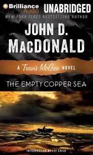 Travis Mcgee Mysteries: The Empty Copper Sea by John D. MacDonald (2013, CD)