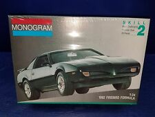 Monogram Play Vehicles 1992 Firebird Formula