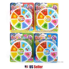 8 Colors Jelly Monster Toy Soft Squeeze Squishy Jelly Pudding Toy (1pc Random)