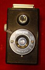 Vintage Pickwik Reflex Camera / Circa 1940 ** UNTESTED **