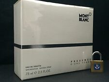 Presence d'Une Femme by Montblanc for Women 2.5 oz EDT Spray Brand New