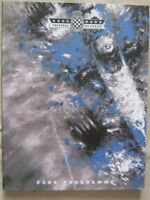 Goodwood Festival of Speed. Entries Brochure, 2004