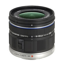 Olympus M.Zuiko Digital ED 9-18mm F/4-5.6 MFT (Black) Lens *NEW*
