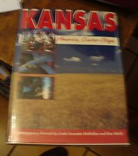 KANSAS America Center Stage 1990 Signed First McMullen/Welch FREE US SHIPPING
