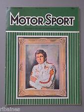 R&L Mag Motor Sport Jan 1972: Race Lotus Elan/BMW 2000 Estate/Scimitar GTE