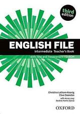 English File third edition: Intermediate: Teacher's Book with Test and Assessment CD-ROM by Oxford University Press (Mixed media product, 2013)