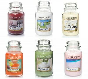 Yankee Candle Duftkerzen verschiedene Sorten 623 g