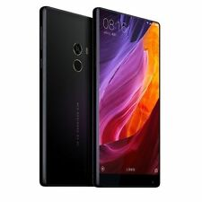 "Xiaomi Mi MIX 6.4"" 4G LTE 4+128GB Snapdragon 821 16MP 4400mAh Phone Black"