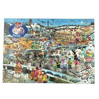 I Love Winter Jigsaw Puzzle 1000 Gibsons Mike Jupp Humour Cold Snow Ice Ski Gift