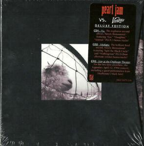 PEARL JAM VS. & VITALOGY 3 CD BOX SET NEW SEALED 1993 1995 GO DAUGHTER ANIMAL