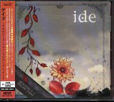 IDE - APOLOGIES FOR SPILLING PAINT - Japan CD+2 - NEW