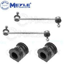 MEYLE Front Stabilizer Links & Bushes 1160600000/HD x2 & 1006150004 x2