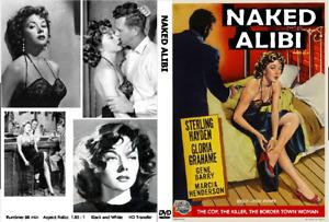 NAKED ALIBI (1954) Gloria Grahame Stirling Hayden Chuck Connors