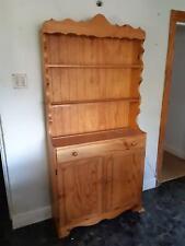 Wooden Antique Kitchen Dresser