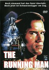 Running Man , DVD , uncut / digital remastered , Arnold Schwarzenegger , NEW !