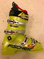Fischer PRO WC RC4 130 /98 Ski Boots Mens Sz 26.5/8.5 Brand New