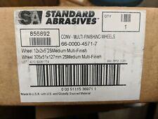Standard Abrasives Multi Finishing Wheel - 2S Medium 12